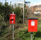 Dog and litter bins installed, managed for local and parish councils